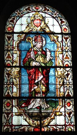 Saint Arnulf of Metz