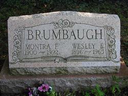 Montra Fern <I>Mellott</I> Brumbaugh