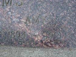 Amy A. <I>Humphreys</I> Adams
