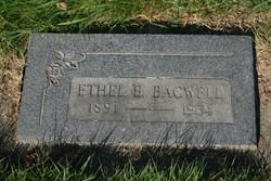 Ethel Blanch Bagwell