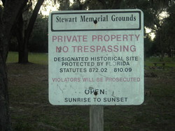 Stewart Memorial Grounds