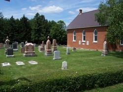Peach's United Church Cemetery