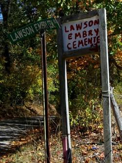 Lawson Embry Cemetery