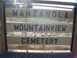 Manzanola Mountainview Cemetery