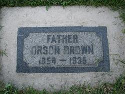 Orson Brown
