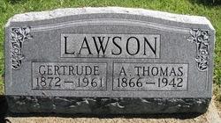 Gertrude Lawson