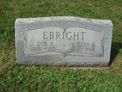 Don Harold Ebright