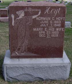Mary Etta <I>Walker</I> Hoyt