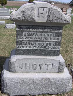 Sarah <I>Hoss</I> Hoyt