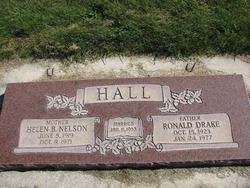 Helen Bertha <I>Nelson</I> Hall