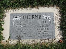 Hyrum Peter Thorne