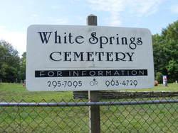 White Springs Cemetery