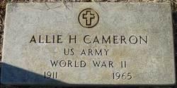 Allie Hansbourgh Cameron