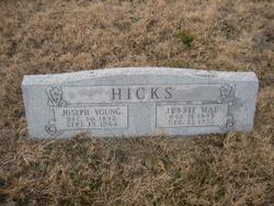 Jessie Mae <I>Thompson</I> Hicks