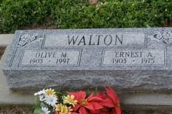 Ernest Anzelow Walton