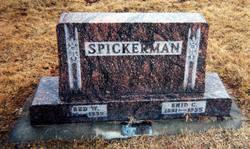 Frederick W Spickerman