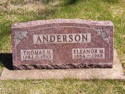 Eleanor May <I>Savage Wideman</I> Anderson
