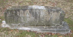 Sarah W. <I>Jackson</I> Chandler