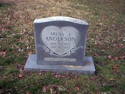Arena J. Anderson