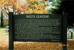 Sheets Cemetery