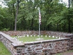 Balls Bluff National Cemetery