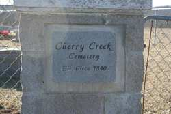 Cherry Creek Cemetery
