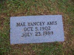 Mae <I>Yancey</I> Amis
