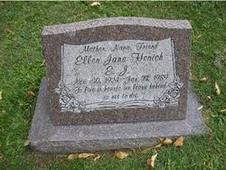 Ellen Jane <I>Singer</I> Henich