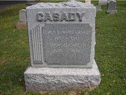 Sarah Elizabeth <I>McKissick</I> Casady