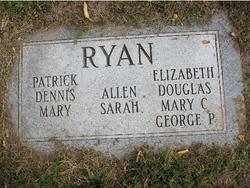 Elizabeth <I>Billingsley</I> Ryan