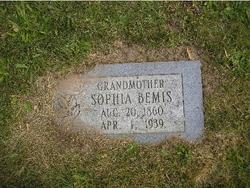 Sophia <I>Fault</I> Bemis