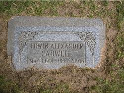 Edwin Alexander Cadwell