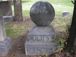 """Ellen """"Nellie"""" <I>Manning</I> Clift"""