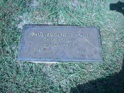Paul Eugene Ranne