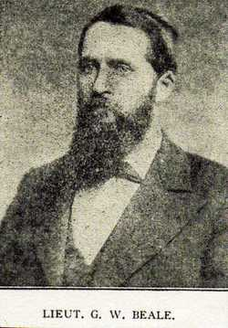 Lieut George William Beale