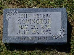 John Henry Covington