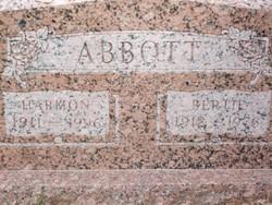 Joseph Harmon Abbott