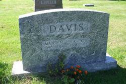 Mabel M. <I>Jennings</I> Davis