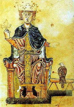 Frederic Emperor of Holy Roman Von Hohenstaufen II
