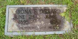 Rona Almida <I>Franklin</I> Dillard