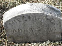 William Carroll Adams, Jr
