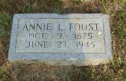 Annie L Foust