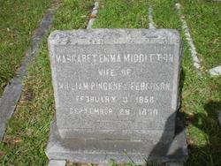 Margaret Emma <I>Middleton</I> Ferguson