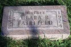Clara B. Fairfield