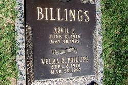 Arvil E. Billings