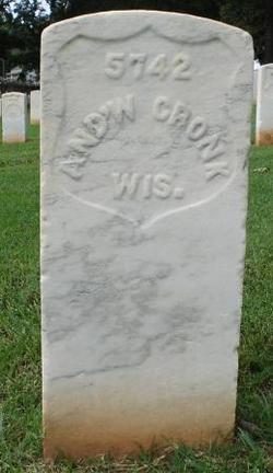 Andrew J Cronk