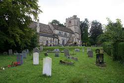 St Swithin Churchyard