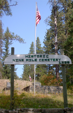 Nine Mile Cemetery