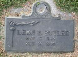 Leon Edgar Butler