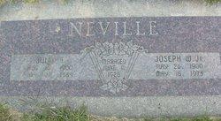 Joseph William Neville, Jr